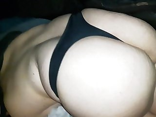 Bww  thong big ass wife.  Milf7