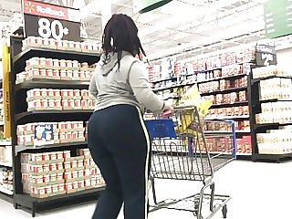 Huge BAM Jiggly Black Booty in HD